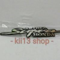 harga Emblem Honda Astrea Supra Tokopedia.com
