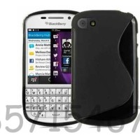 Softcase Blackberry Q5 - BB Q10 - BB Z10 - BB Z3 + Antigores