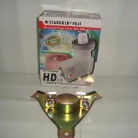 LNB Ku Band Dual Out Stargold Fuji SG-920 (Prime Fokus)