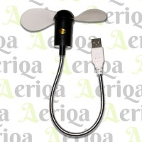 Portable Flexible Fan USB / Kipas Angin Fleksibel Mini