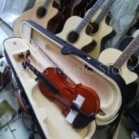harga Biola Violin Cowboy akustik elektrik AW 505-VE Tokopedia.com