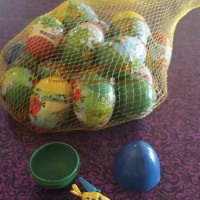 Jual pokemon egg/telur mainan/telur isi mainan/surprise egg Murah