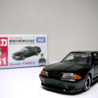 DieCast dream Tomica - INITIAL D SKYLINE GT-R [R32] | 141
