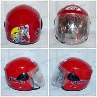 harga Helm Anak Gsp Kids Xtd Superman Tokopedia.com