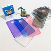 Jual Soft Case Cover Sarung Transparan Silikon Samsung Galaxy Note 5