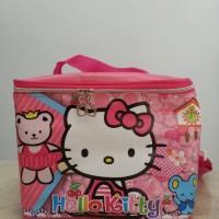 Jual Tas selempang bekel tempat makan Hello Kitty Murah