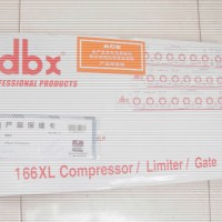 Compressor Limiter DBX 166