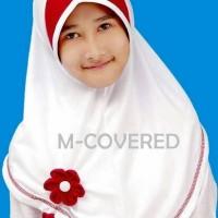 harga Jilbab Putih Sekolah Dasar / Anak Sd Tokopedia.com