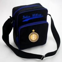 ... harga Tas Klub Bola - Tas Selempang Inter Milan Hitam + Slot Tablet Murah Tokopedia.