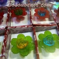 Souvenir Bros mawar kecil
