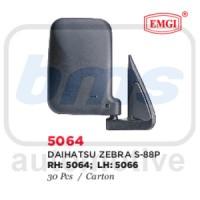 Spion Emgi Daihatsu Zebra S88P Hitam Manual LH