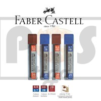 LEAD ISI PENSIL 0.7 FABER CASTELL