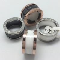 harga Cincin Bvlgari Full Ceramic Zero Titanium Full Super Premium Tokopedia.com