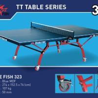 harga Meja Pingpong Tenis Meja Merk Double Fish 323 Original Import Tokopedia.com