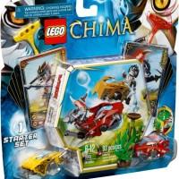 LEGO 70113 CHI Battles - Legends of Chima - Speedorz - Retired