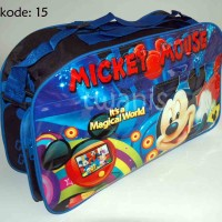 Travel Bag Anak - Mickey Mouse