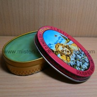 Rita Lavender Red Brilliantine Pomade