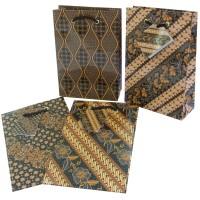 Jual Tas Tali / Paper Bag Besar Batik (33x26,5x13,5) Murah