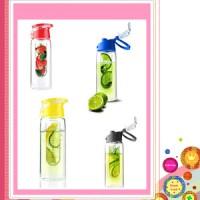 Botol Tritan Fruit Infused Water 2nd kesehatan buah lemon anti oksidan