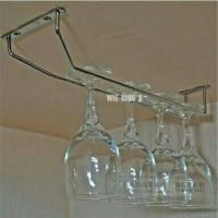 harga Rak Gelas Gantung 1 Baris Stainlest / Glass Folder Tokopedia.com