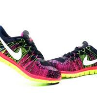 Nike free women rainbow limited / nike flyknit