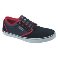 Sepatu Kets Original Catenzo - Black Line Red 5cba534c9a
