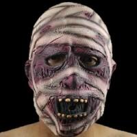 Topeng mumi latex mummy mumy mask