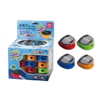 Pencil Sharpener Fancy DELI Kode Produk 0524 / per Piece