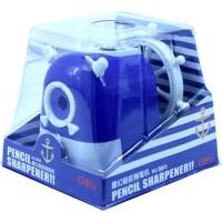 Ship Rotary Pencil Sharpener Fancy DELI Kode Produk 0665