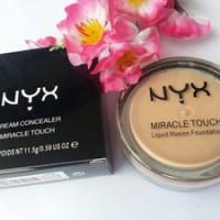 NYX FOUNDATION CREAM CONCEALER