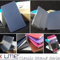 harga Jual Ume Classic Folio Leather Flip Book Cover Case Lenovo Tab 2 A7-10 Tokopedia.com