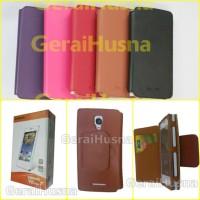 harga Evercoss Winner T At4a Leather Case ,sarung Hp Tablet Tokopedia.com