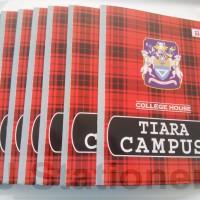 Buku Tulis Tiara Campus