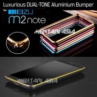 harga Bumper Meizu M2 Note : Luxurious Dual-tone Aluminium Bumper Frame Tokopedia.com