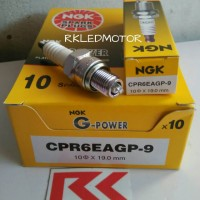 BUSI RACING CPR6EAGP-9 PLATINUM NGK POWER