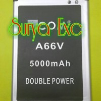 Baterai Battery Evercoss A66V Double Power