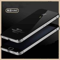 harga Back Cover / Backcase Aluminium Tempered Glass Meizu M2 Note Tokopedia.com