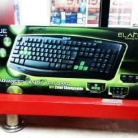 E Blue Elated gaming keyboard