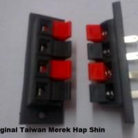 Harga terminal speaker stereo 4 pin   antitipu.com