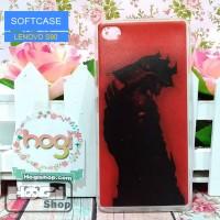 harga Lenovo S90 - Softcase Custom Case Red Samurai Tokopedia.com