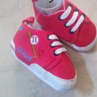 harga Sepatu prewalker bayi laki-laki import terbaru baseball merah - NEW Tokopedia.com