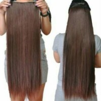 hair clip bonding long 75cm