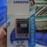 Baterai Original Samsung Galaxy Young / Pocket / Chat