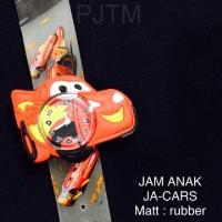 harga Jam Tangan Anak 3d Minion, Ben10, Spongebob, Batman, Cars, Rubber Tokopedia.com