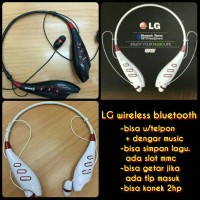 Bluetooth stereo headset lg s740t
