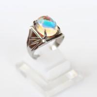 harga Cincin Batu Kalimaya Banten - Cincin Kalimaya Ekspor - Monel Silver Tokopedia.com