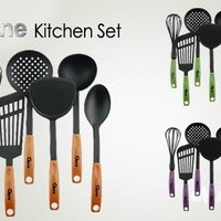 Jual kitchen tool set oxone perlengkapan alat masak dapur for Jual peralatan kitchen set