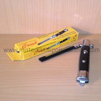 Switch Blade Comb / Sisir Lipat