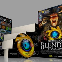 harga The Magic Of Blender 3d Modelling - 37 Total Tutorials + Dvd Tokopedia.com