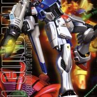 MG 1/100 F91 Gundam